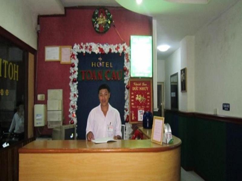 Toan Cau Hotel - Hotell och Boende i Vietnam , Ho Chi Minh City
