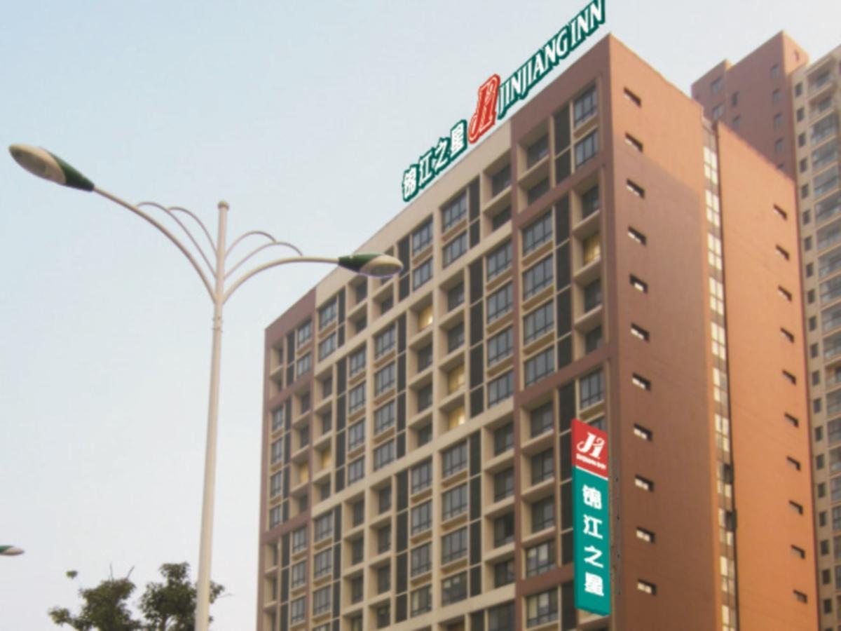 Jinjiang Inn Suzhou Railway Station Wanda Plaza Hotel - Suzhou
