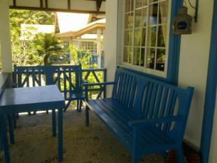 Mangrove Oriental Resort Cebu - Balcó/terrassa