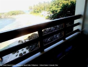 Blue Corals Beach Resort Cebu - Balcony/Terrace