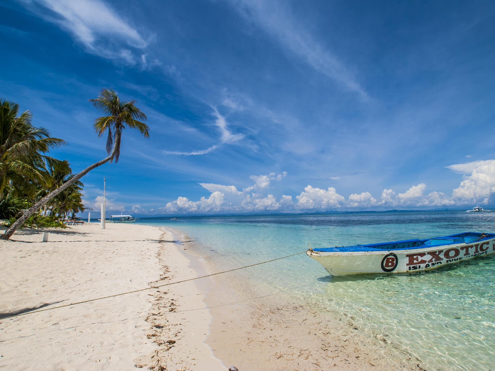 Malapascua Exotic Island Dive & Beach Resort Cebu-stad