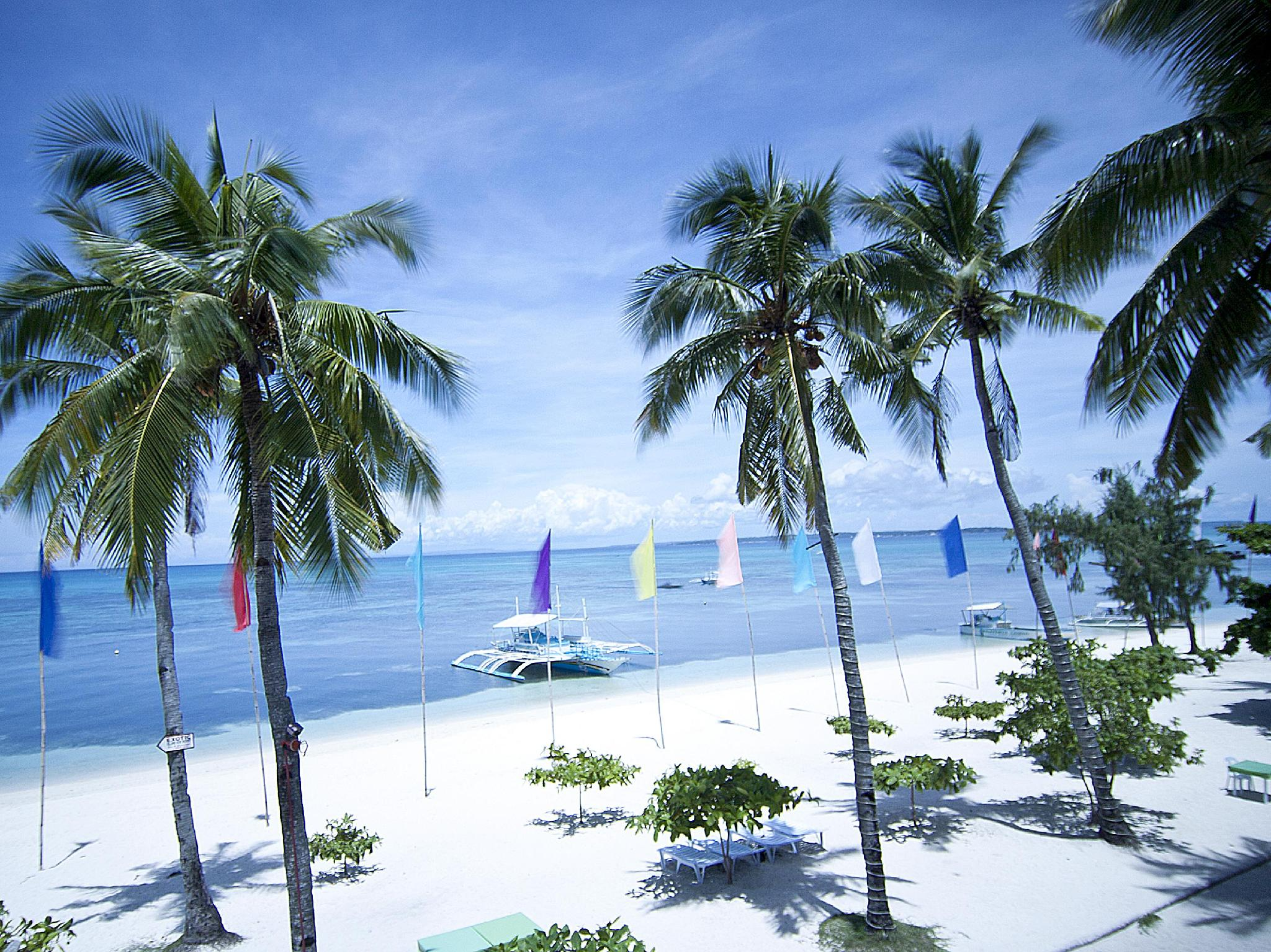 Malapascua Legend Water Sports and Resort Cebu-stad