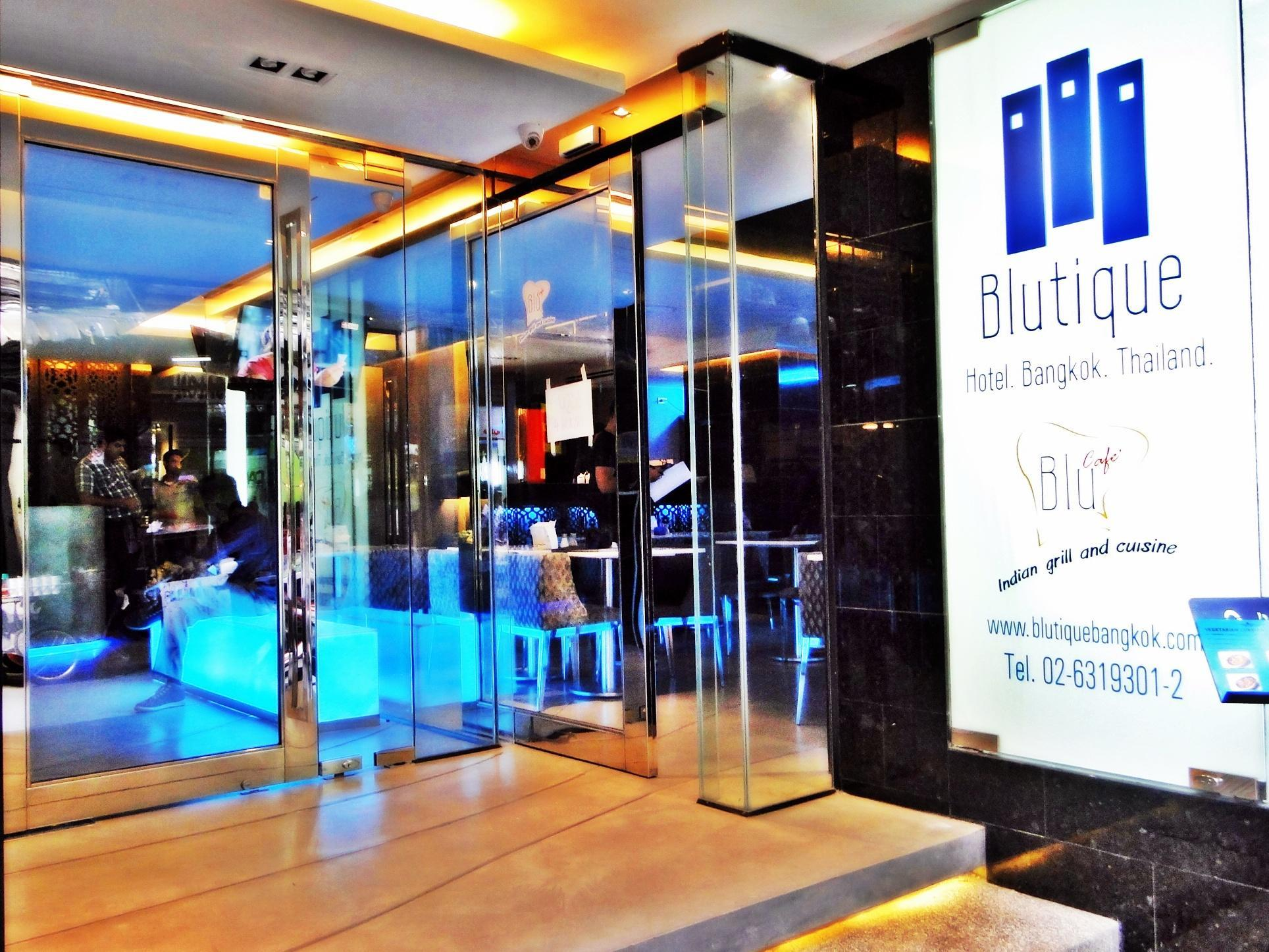Blutique Hotel