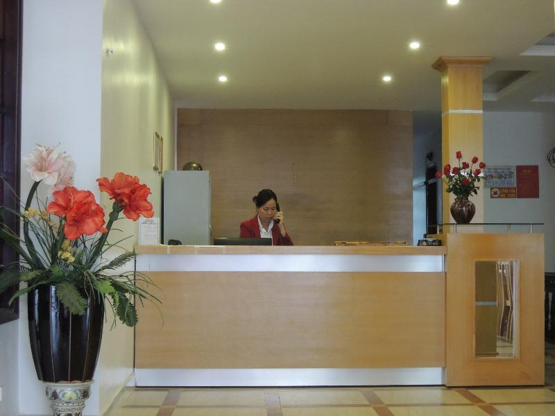 Mountain View Hotel Sapa - Hotell och Boende i Vietnam , Sapa (Lao Cai)