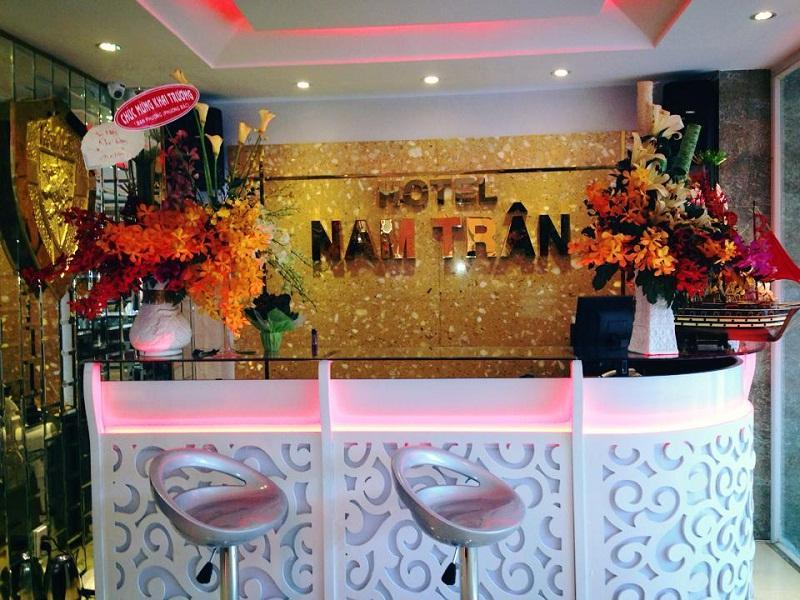 Nam Tran Hotel - Hotell och Boende i Vietnam , Ho Chi Minh City