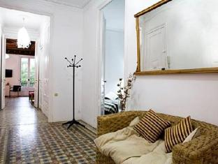 Blueberry Rooms Apartment Barcelona - Interior