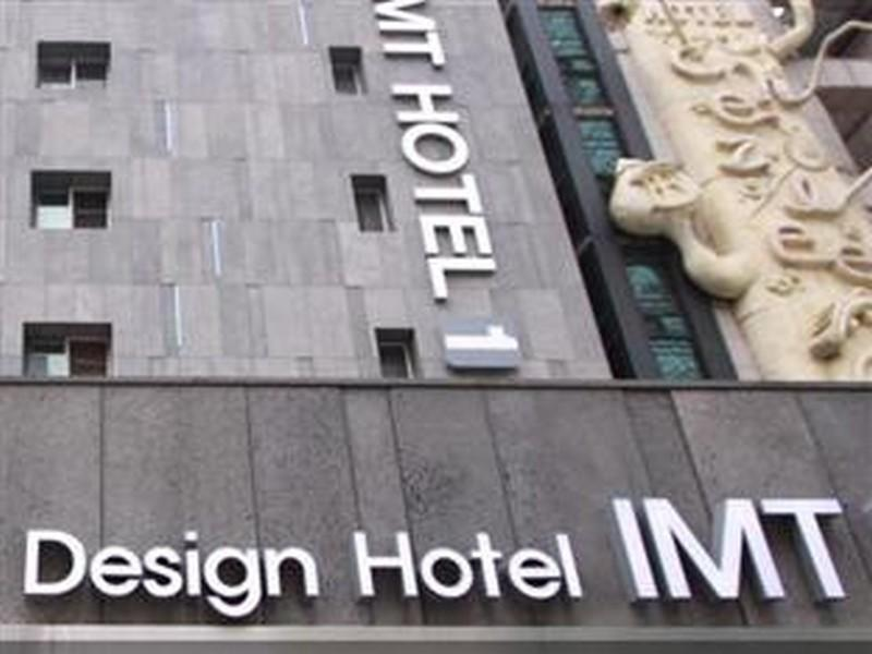Design Hotel IMT 1 - Hotels and Accommodation in South Korea, Asia