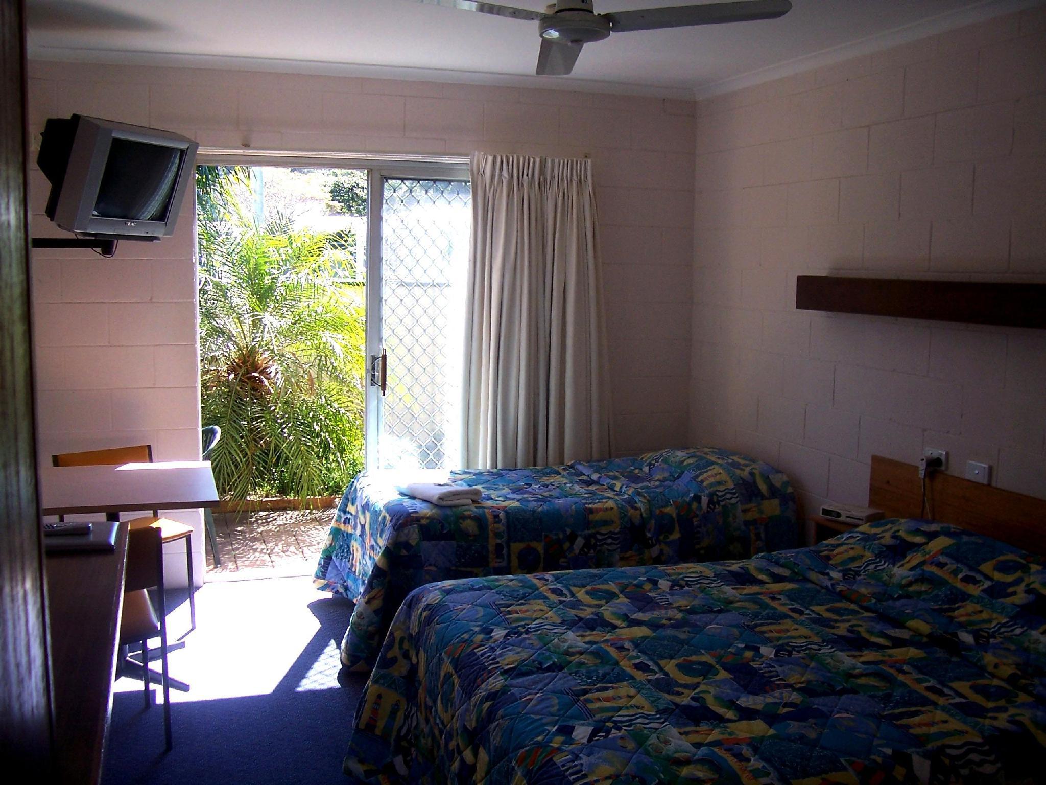Corlette Palms Motor Inn - Hotell och Boende i Australien , Port Stephens