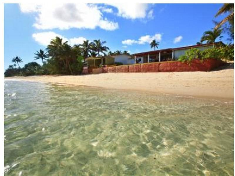 MainIslander on the Beach Island Holiday Properties - Hotels and Accommodation in Cook Islands, Pacific Ocean And Australia