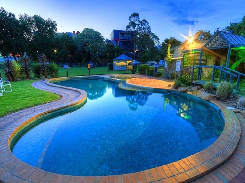 Mitchell Gardens Holiday Park - Hotell och Boende i Australien , Gippslandregionen