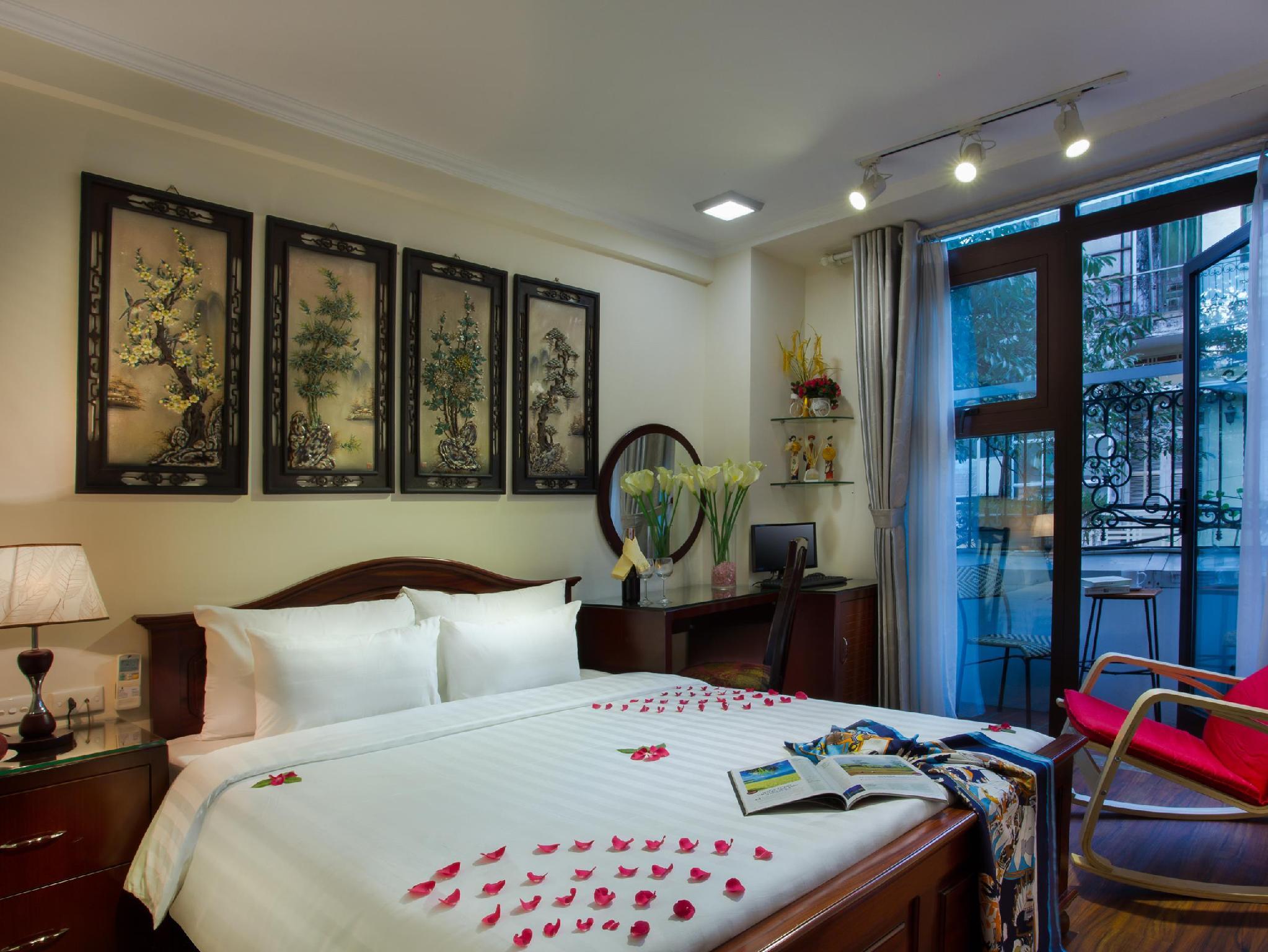 Luminous Viet Hotel - Hotell och Boende i Vietnam , Hanoi