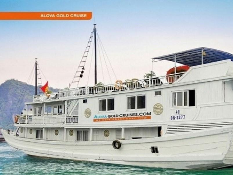 Alova Gold Cruises Halong - Halo