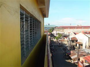 CLM Dormitory Cebu - Balcony Exterior