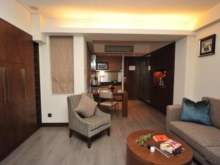 Shalom Serviced Apartments - Wanchai Hong Kong - Luxury One Bedroom