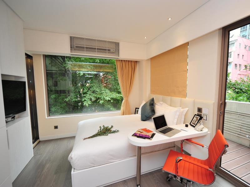 Shalom Serviced Apartments - Wanchai הונג קונג