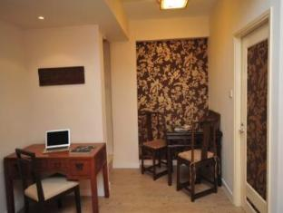 Shalom Serviced Apartments - Soho Central Hong Kong - Apartmá