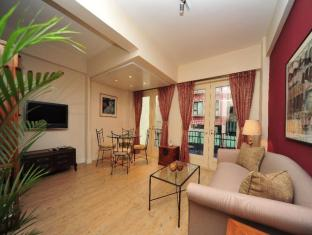Shalom Serviced Apartments - Soho Central هونج كونج - جناح