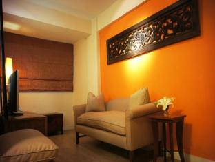 Shalom Serviced Apartments - Soho Central הונג קונג - סוויטה
