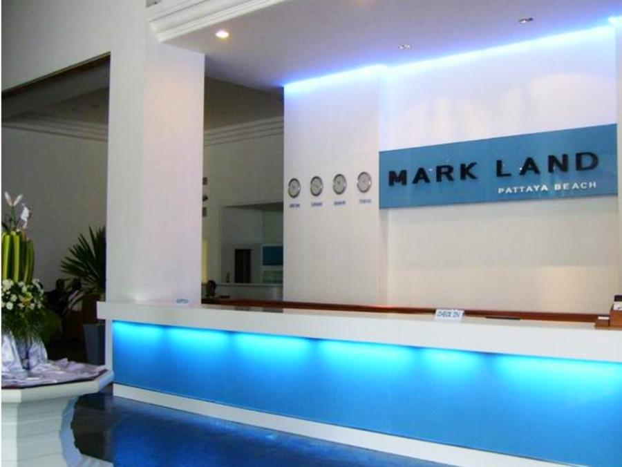 The Mark Land Boutique Hotel Pattaya - Hotels and Accommodation in Thailand, Asia