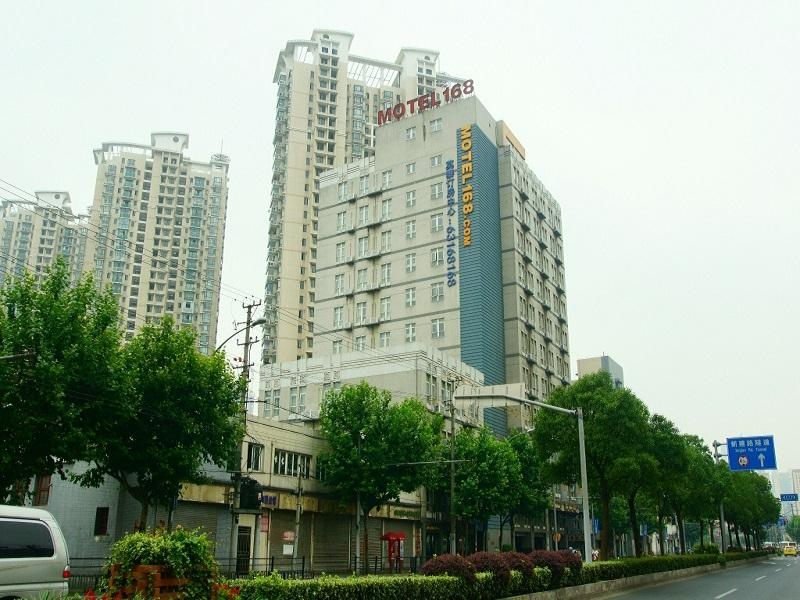 Motel 168 Shanghai North Bund Zhoujiazui Road Branch