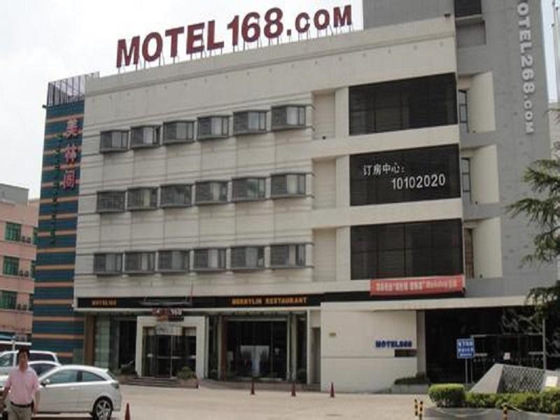 Motel 168 Shanghai Hongqiao Airport Branch