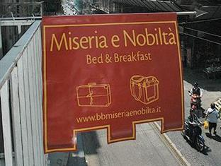 Miseria e Nobilta' Bed and Breakfast Naples - Street view