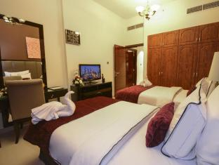 City Stay Hotel Apartment Дубай - Номер Люкс