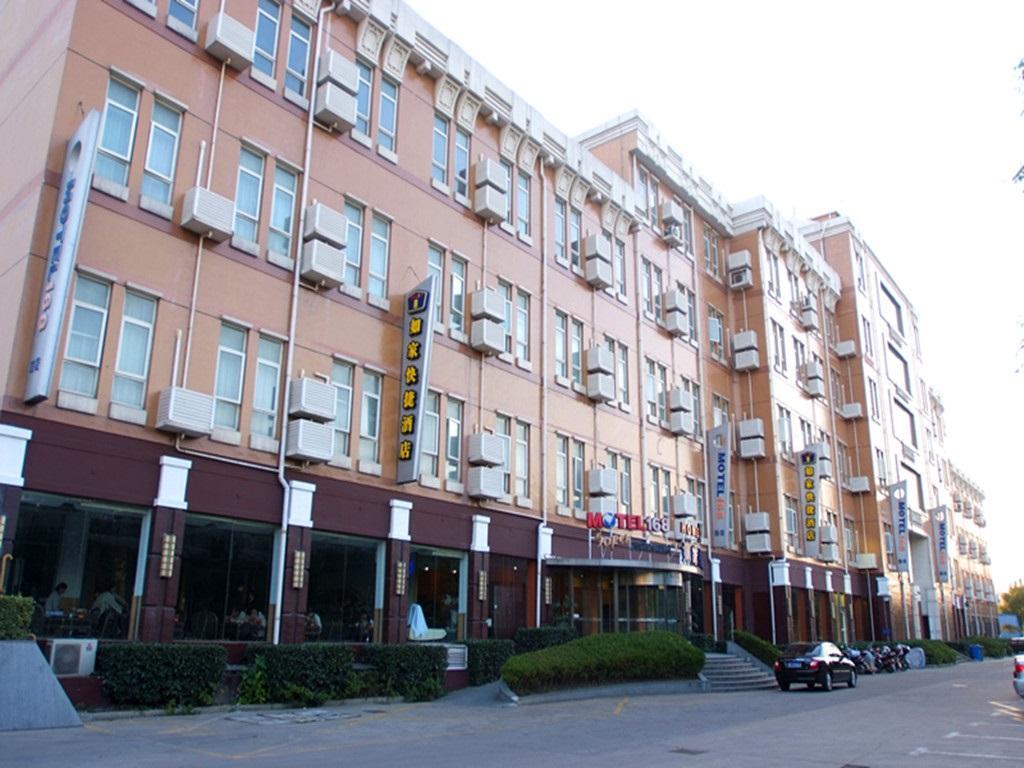 Motel 168 Shanghai Pudong Airport Chuansha Road Jinhui Square Branch