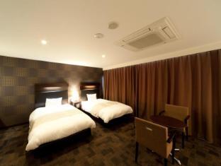 Hotel Sunline Fukuoka Hakata-Ekimae Fukuoka - Superior Twin