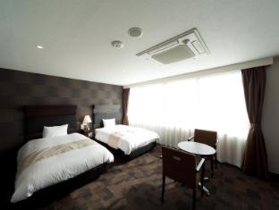 Hotel Sunline Fukuoka Hakata-Ekimae Fukuoka - Deluxe Twin
