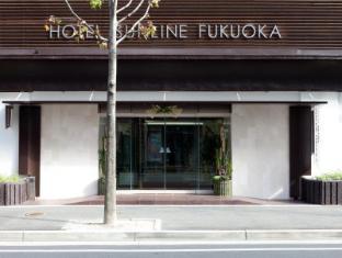 Hotel Sunline Fukuoka Hakata-Ekimae Fukuoka - Entrance