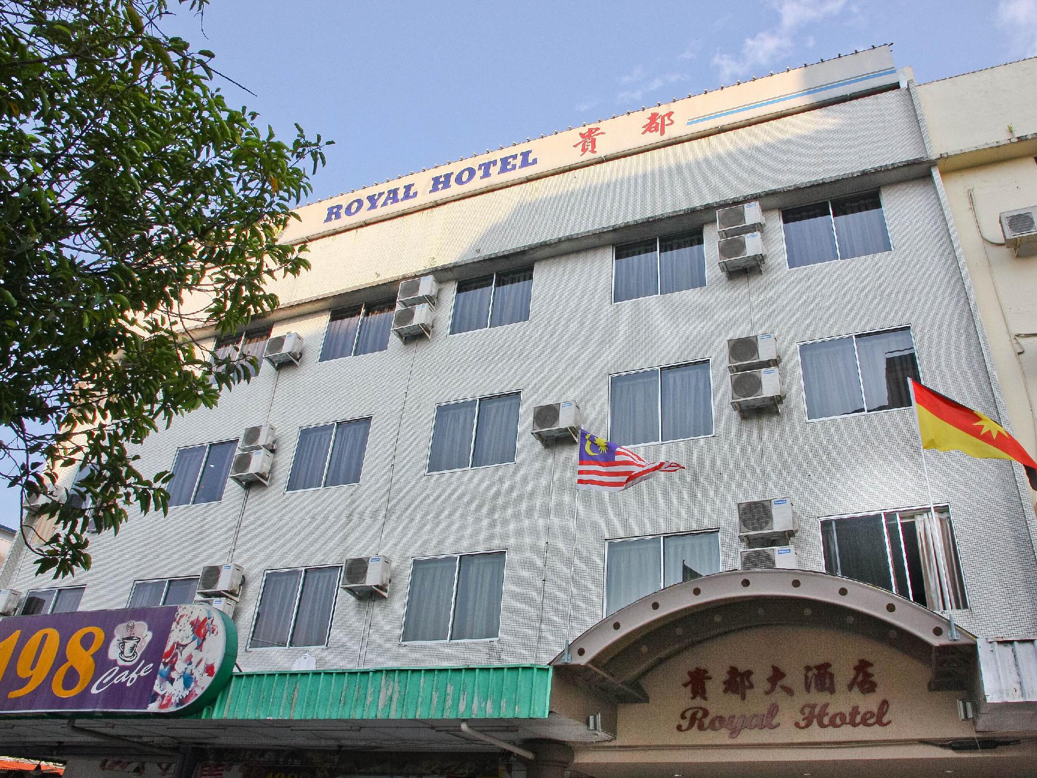 Royal Hotel - Hotels and Accommodation in Malaysia, Asia