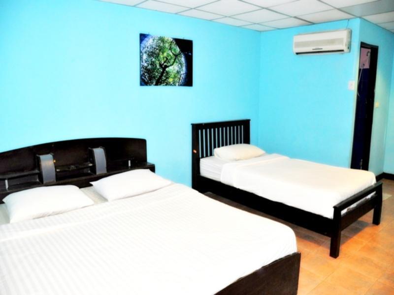 Hotell H.C. Andersen Hotel i Ton Sai Bay, Krabi. Klicka för att läsa mer och skicka bokningsförfrågan