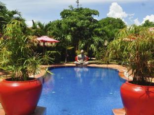 Raingsey Bungalow Kep Kep - Swimming Pool