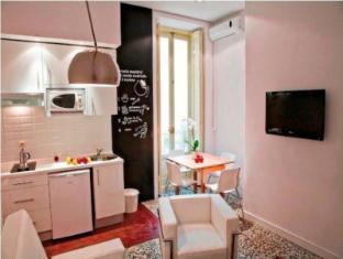 Apartamentos Las Letras by TerravisionTravel مدريد - غرفة الضيوف