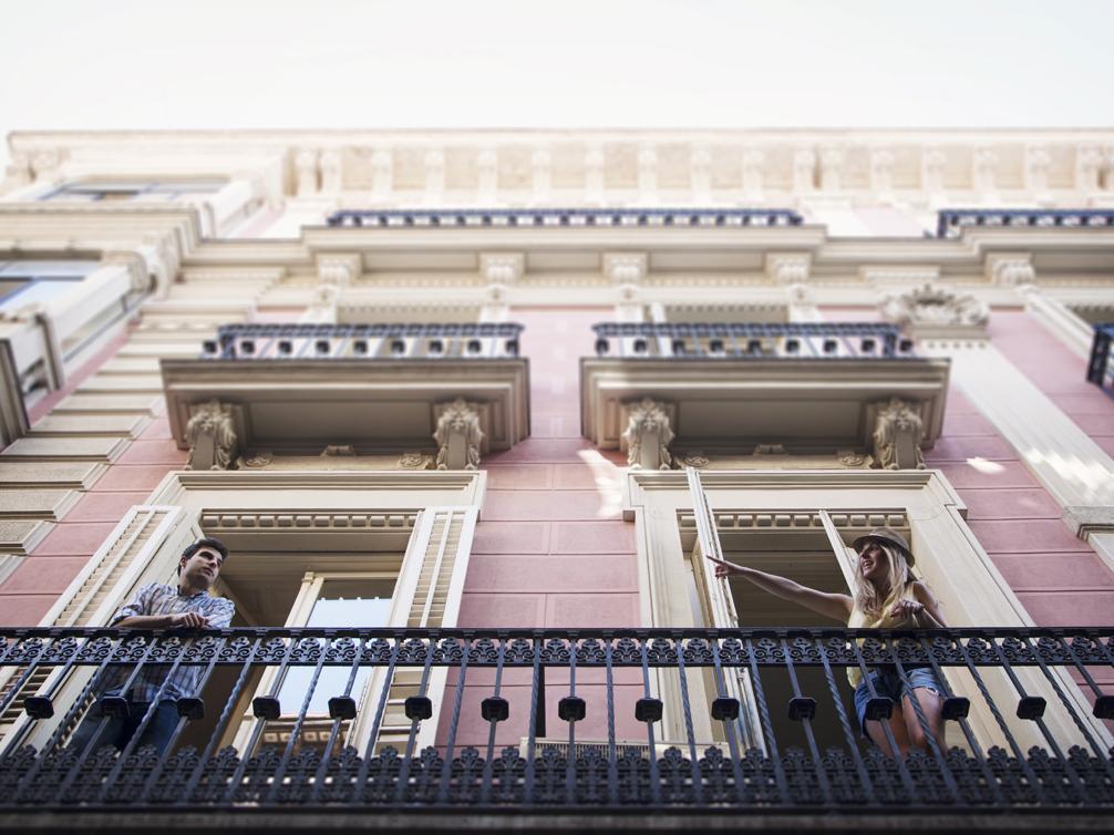 Apartamentos Las Letras by TerravisionTravel مدريد