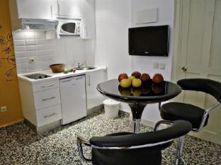 Apartamentos Las Letras by TerravisionTravel مدريد - مطبخ