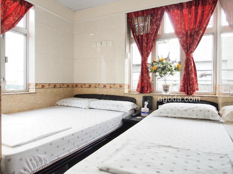 New London Hostel הונג קונג