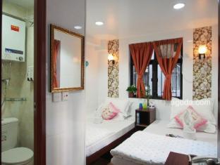 New London Hostel Hongkong - Vendégszoba