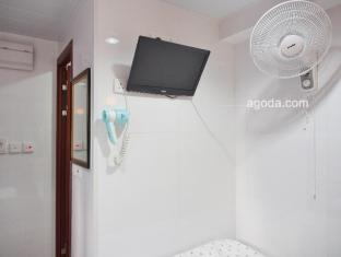 นิวลอนดอนโฮสเทล ฮ่องกง - ห้องพัก