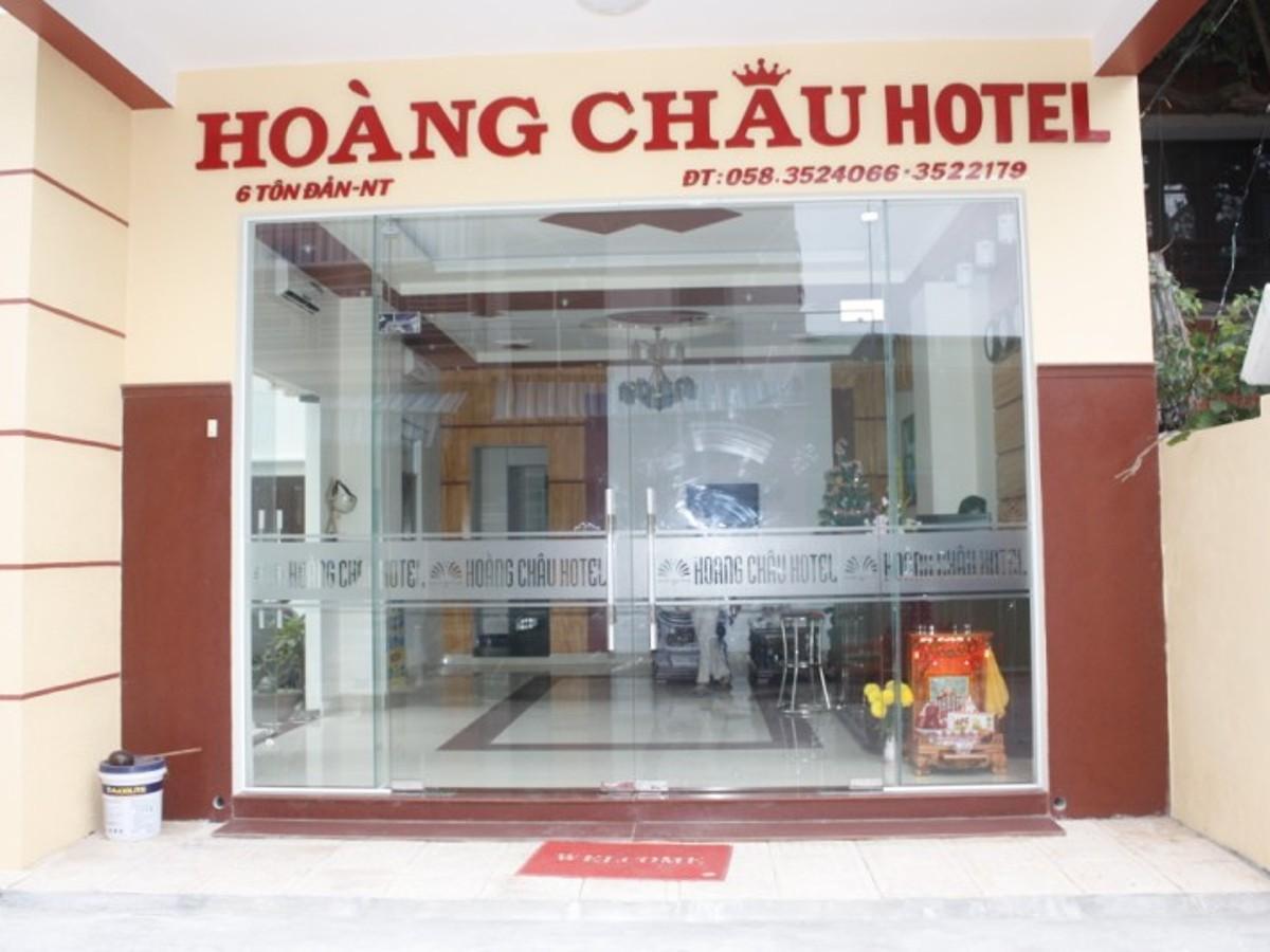 Hotell Hoang Chau Hotel