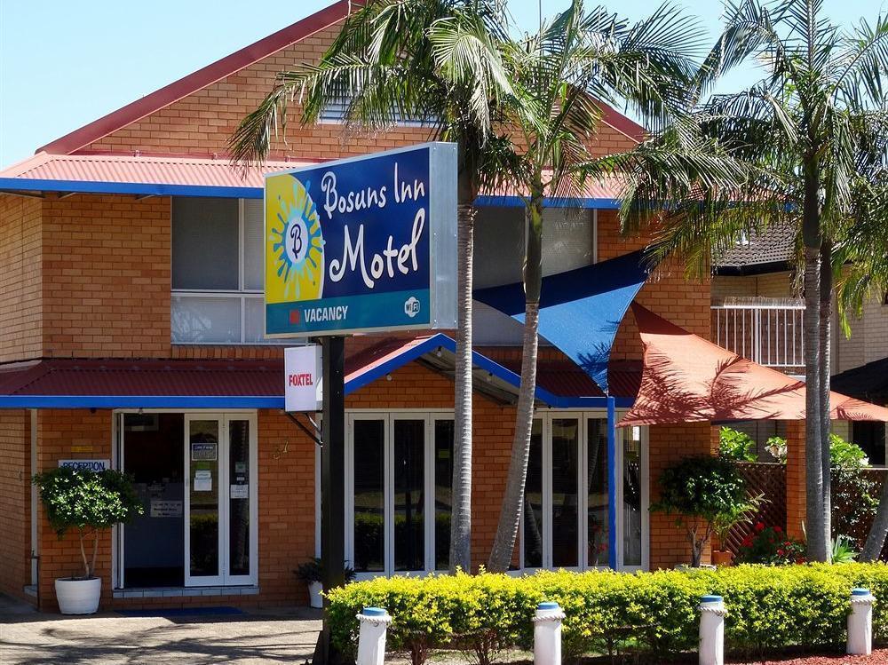 Bosuns Inn Motel - Hotell och Boende i Australien , Coffs Harbour