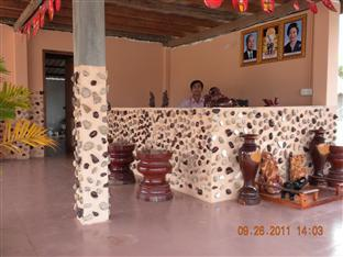 Kep's House Kep - Reception Area