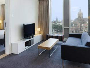 DoubleTree by Hilton Hotel Amsterdam Centraal Station Amsterdam - Gastenkamer