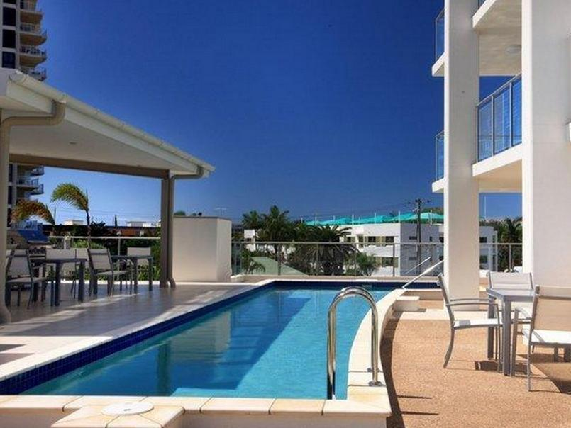 Beach on Sixth Apartments - Hotell och Boende i Australien , Sunshine Coast