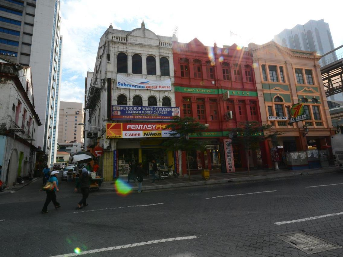 Submarine Guest House - Central Market - Hotels and Accommodation in Malaysia, Asia