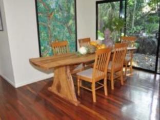 Whitsunday Organic Bed & Breakfast ويت ساندايز - غرفة الضيوف