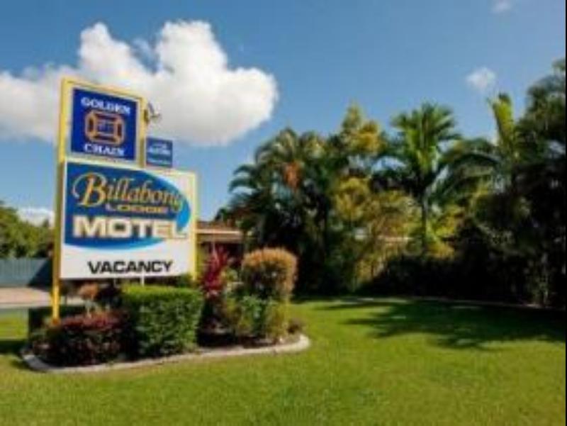 Billabong Lodge Motel - Hotell och Boende i Australien , Townsville