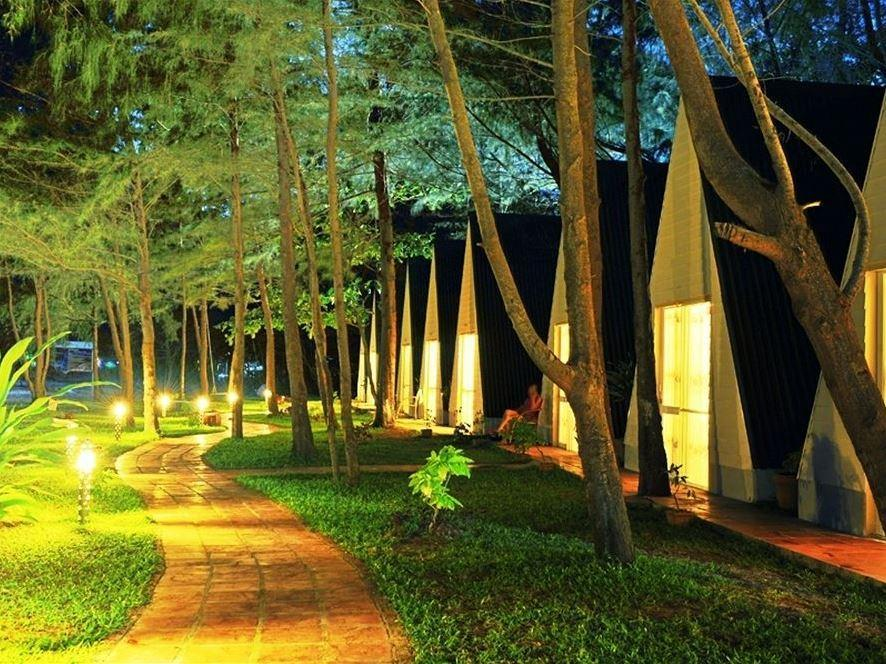 Hotell Con Dao Camping Hotel