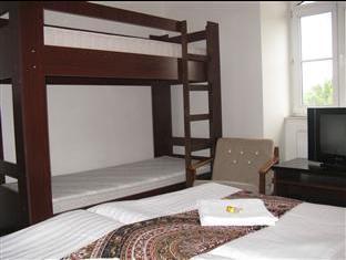 U Ceske Koruny Prague - Four bedded room